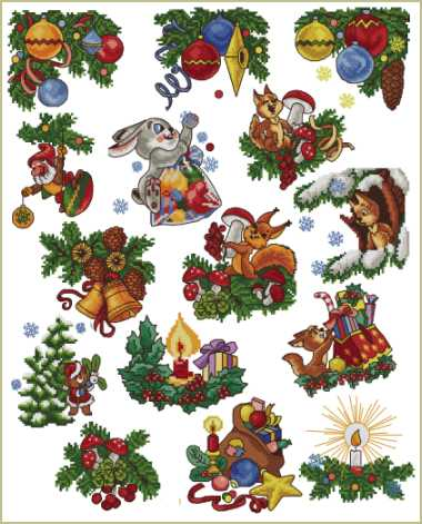 Tiny Christmas Trifles Machine Embroidery Designs 4 X4 On Popscreen